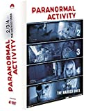 Paranormal Activity 2/3/4/The Marked Ones