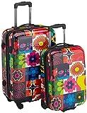 Saxoline Koffer-Set Mehrfarbig