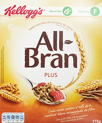 Kellogg´s All Bran Plus - 375 gr
