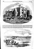 Telecharger Livres 1855 COURIR DE CHASSE DE CHIENS DE CHEVAUX DE RASSEMBLEMENT DE CHATEAU DE HEVER (PDF,EPUB,MOBI) gratuits en Francaise