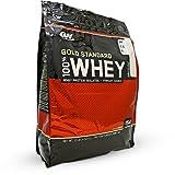 Optimum Nutrition - 100% Whey Gold Standard 4540g Beutel Erdbeere