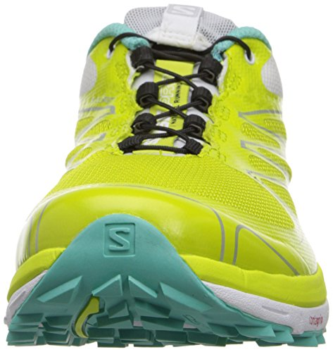 Salomon Sense Pro Women's Chaussure Course Trial green