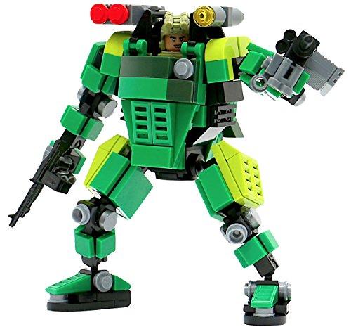 mybuild-patentierte-block-gebude-spielzeug-grn-trooper-bricks-fantastische-roboter
