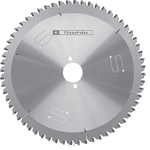 Stehle 58115024 HW Parat Universal-Handkreissägeblatt 216x2,8/2,2x30mm Z=60 Trapez-Flachzahn negativ