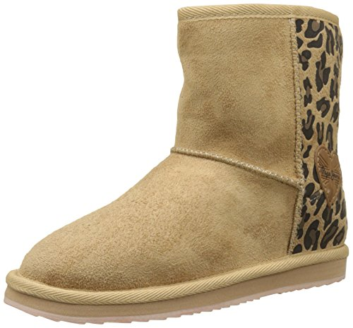 Pepe Jeans Angel Leopard, Bottines Fille