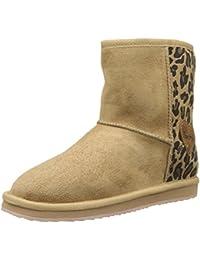 Pepe Jeans Mädchen Angel Leopard Stiefel