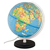 Columbus Voyage Globe For Kids, 10 Inch