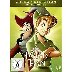 Peter Pan 2-Film Collection (Disney Classics, 2 Discs)