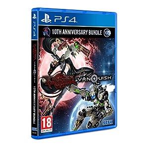 Bayonetta & Vanquish - Edición 10th Anniversary Bundle Standard - PlayStation 4 [Edizione: Spagna]