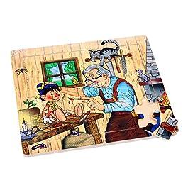 Legler – Puzzle Officina di Geppetto