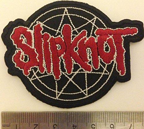 toppa slipknot Toppa toppa patch slipknot toppa termoadesiva toppa rock 8 cm