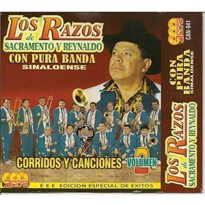Corridos y Canciones by Los Razos (2008-01-08)
