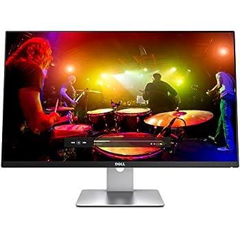 "Dell S2715H - Monitor de 27"" (Full HD, Tecnología LED, HDMI, IPS, 6 ms, 250 cd/m², ) color negro"