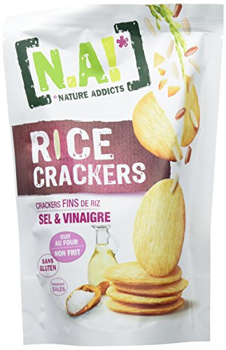 NA! Rice Crackers Sel/Vinaigre 70 g