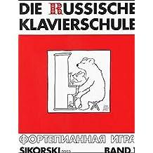 Die Russische Klavierschule, Bd.1