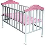 Sunbaby Collapsable Bed (Pink)