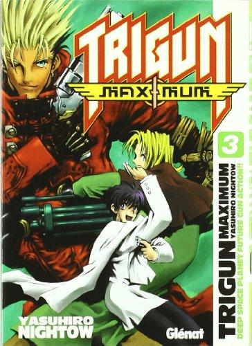 Trigun maximum 3 (Shonen Manga) por Yasuhiro Nightow
