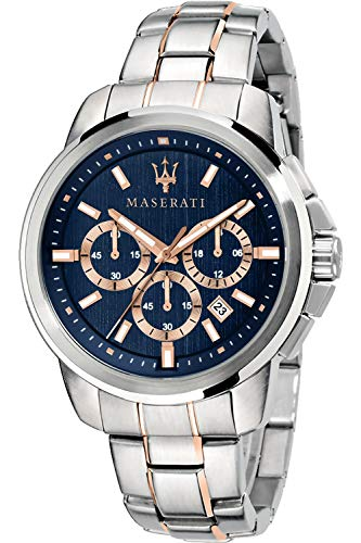 MASERATI SUCCESSO Men's Watches R8873621008