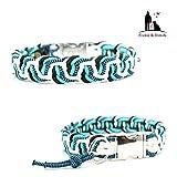 Paracord Halsband, Paracordhalsband, Hundehalsband, Halsband Paracord