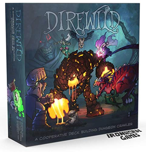 Direwild Miniatures Edition