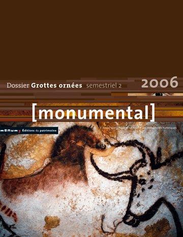 Monumental, N° 2e semestre 2006 : Grottes ornées par Collectif