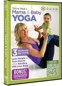 Mama & Baby Yoga [DVD] [Region 1] [US Import] [NTSC]