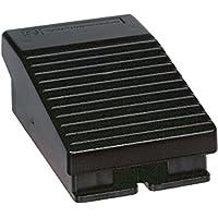 Schneider elec pia - seg 13 02 - Interruptor pedal plastico 2 posición 1 contacto cerrado+contacto abierto negro