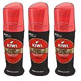 Kiwi - Shine & Protect - Crema de ceras, color negro - 75 ml