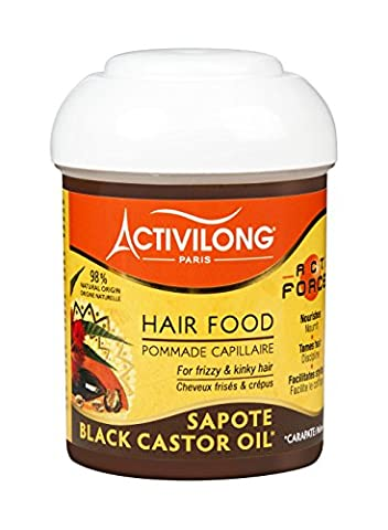 Activilong Actiforce Hair Food Pommade Capillaire Carapate Sapote 125 ml