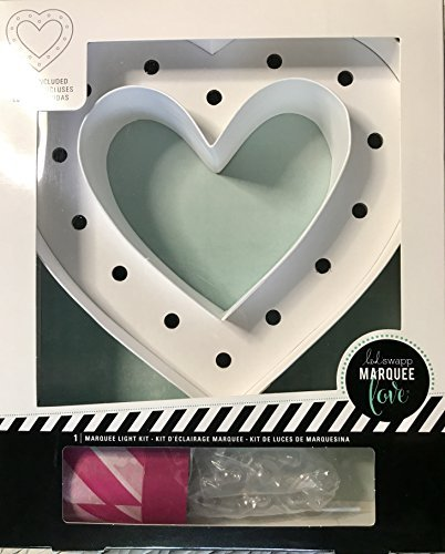 American Crafts Festzelt-Kits, Weiß