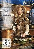 DVD Cover 'Allerleirauh - 6 auf einen Streich
