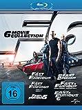 Fast & Furious 1-6 [Blu-ray]