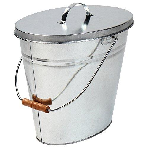 jago-seau-a-cendres-en-fer-galvanise-volume-14-litres-avec-couvercle-et-poignee
