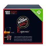 Caffè Vergnano 1882 Èspresso Capsule Caffè Compatibili Nespresso, Cremoso - Pack da 100 capsule
