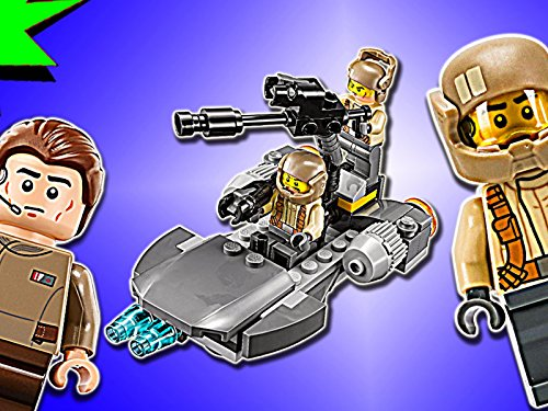 Clip: Resistance Trooper Battle - Pack Battle Wars Lego Star Resistance 75131