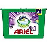 Ariel Bio 3in1 laver Capsules Couleur 19 par paquet