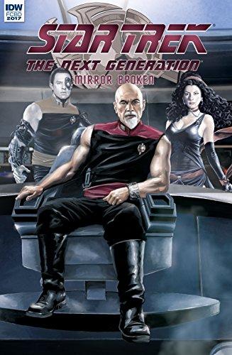 Star Trek: TNG: Mirror Broken #0 (English Edition) -
