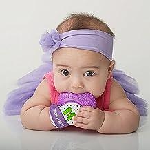 Munch Mitt Baby Teething Mitten - Purple by Munch Mitt