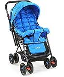 Luv Lap Blossom Baby Stroller (Blue)