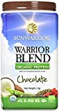 Sunwarrior 1 kg Chocolate Organic Warrior Blend Protein