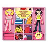 Melissa & Doug Wooden Dress-Up Pretend Play Set