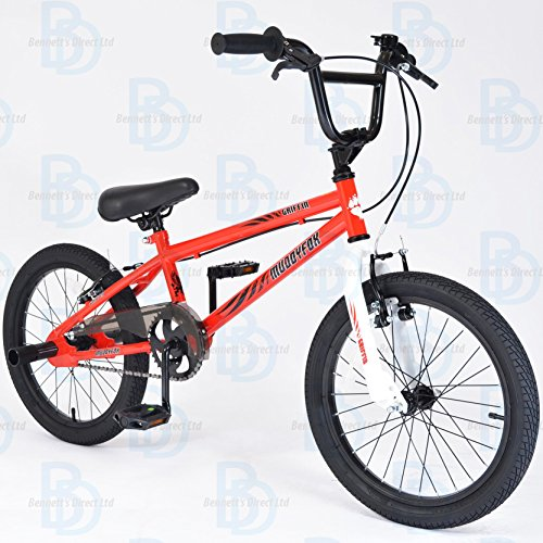 muddyfox-griffin-18-bmx-bike-with-stunt-pegs-red-and-white-boys-new-model-online-exclusive