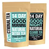 Functional Tea; 14 Day Detox and Cleanse Tea | 14 Day Supply |
