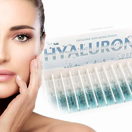 Hyaluron Cosmetic 15 Ampullen á 2 ml  Hyaluronsäure