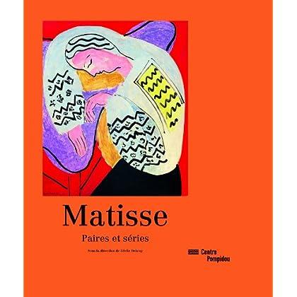 Matisse : paires et séries | catalogue de l'exposition