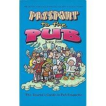Passport to the Pub: Tourist's Guide to Pub Etiquette
