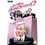 Are You Being Served? - The Complete First Series - Including pilot episode