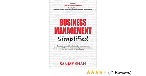 Business Management Simplified: Practical, actionable solutions for  entrepreneurs