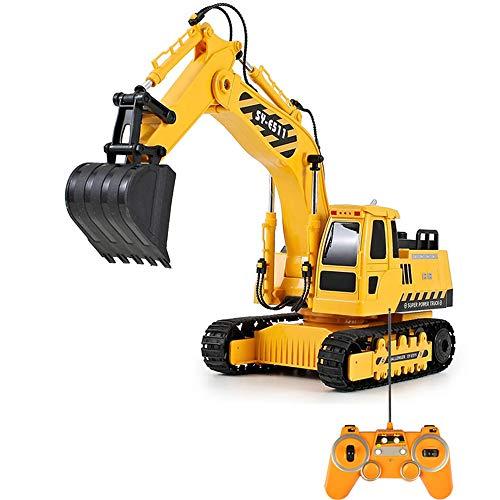 A Excavación Carga Motor 1 Maquinaria Excavadora Lxwm Rc De Barra 20 fb76vygY