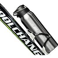 Borracce per bicicletta, senza BPA, portatili, con isolamento termico ad alta temperatura, non tossiche, durevoli, per…